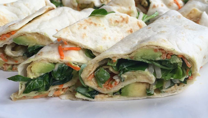 vegan-wrap
