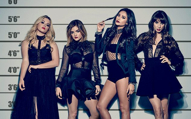 Pretty Little Liars 7B