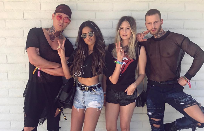 Coachella 2017 outfits