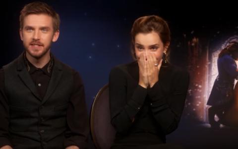 Interview Emma Watson kids