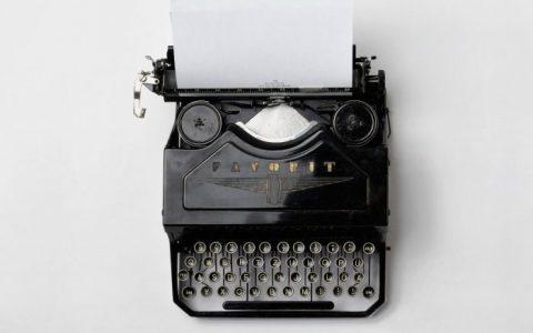 Gedichten schrijven