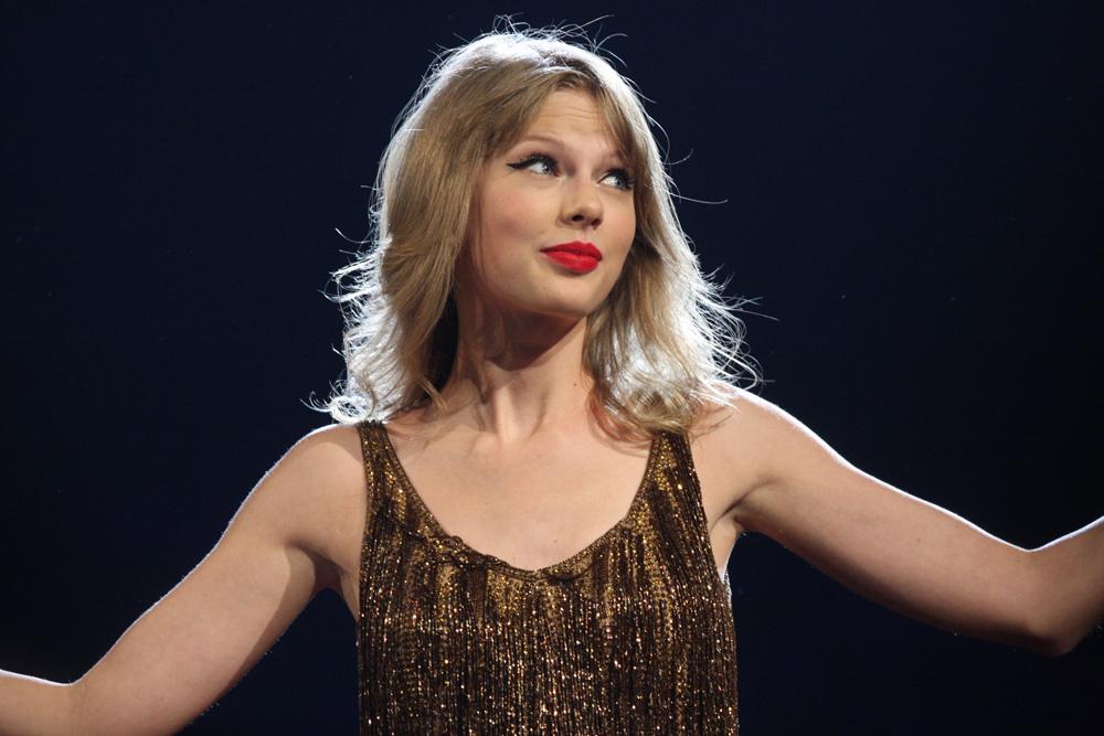 Taylor Swift inkomsten